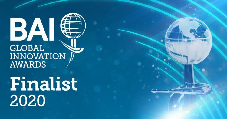 UBX SeekCap Named 2020 BAI Global Innovation Awards Finalist