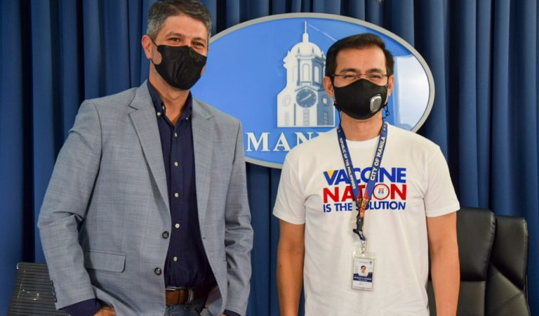 #VaccineAlamin | The City of Manila Launches Covid19 Vaccine Info Drive on Tiktok