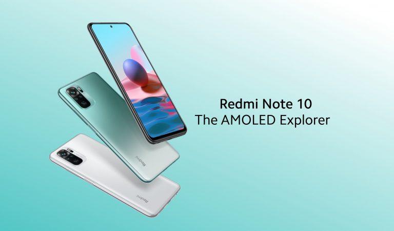 Xiaomi Philippines Unveils Redmi Note 10 – The AMOLED Explorer