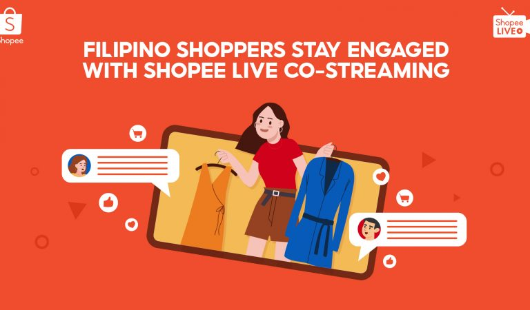 Shopee Live Now Allows Hosts to Co-Stream with Viewers