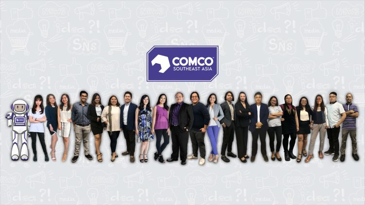 ComCo SEA Recognized at Quill and Marketing PR Awards