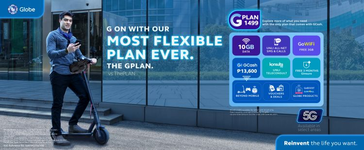 Globe Rolls Out New Innovative Life-Enabling Offers