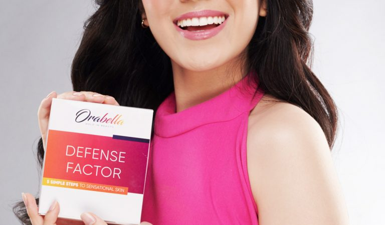 Actress Arabella Del Rosario Is the New Face of Orabella