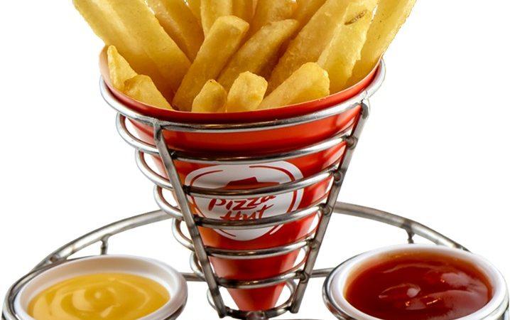 Hot Deals Add-Ons   Pizza Hut Introduces Crispy Fries