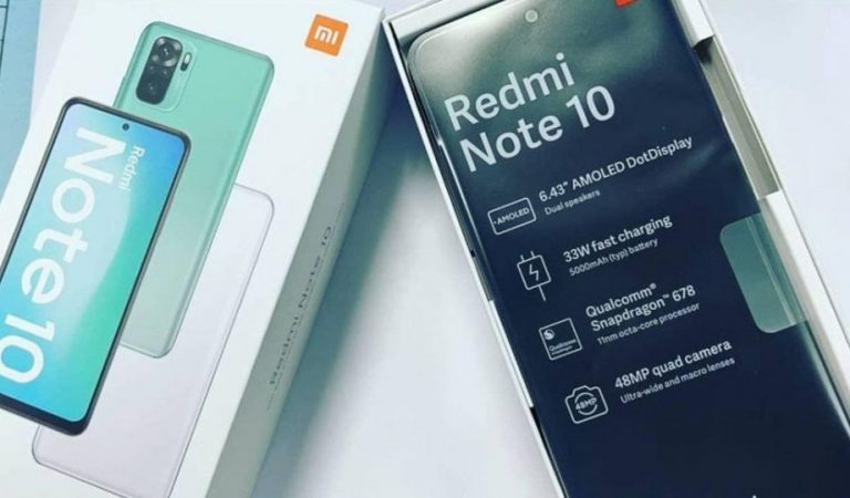 INTRODUCING: The New Redmi Note 10 Series Phones