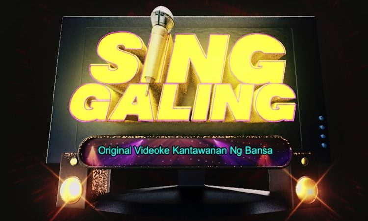 SING-GALING, The Original Videoke Game Show Gets a Reboot