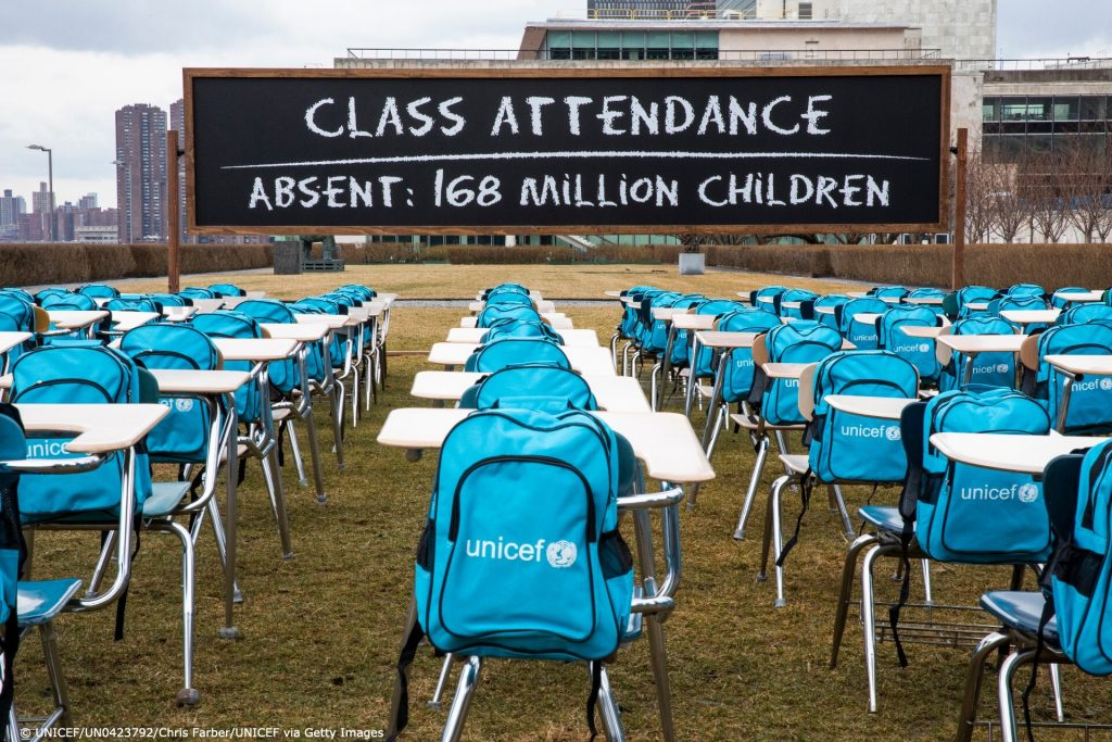 Pandemic Classroom