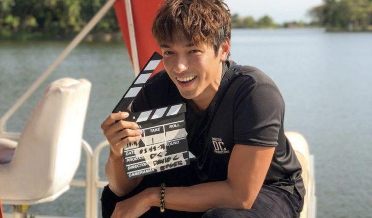 Kapamilya Actor David Chua is Now a Director – Producer