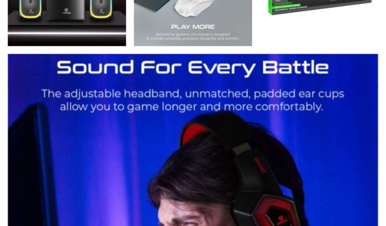 Vertux Launches Its Gaming Peripherals in the Philippines