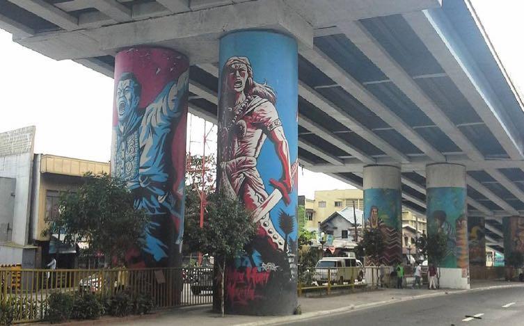 murals of nagtahan