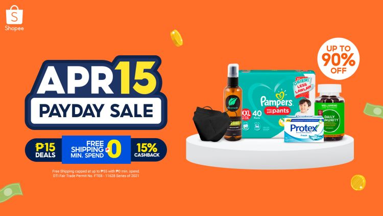 15 Wellness Essentials at the Shopee Payday Sale