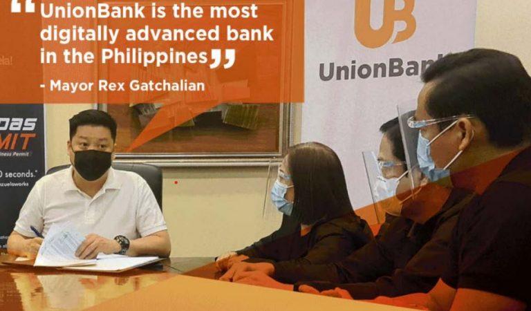 Valenzuela City Goes Cashless with the Help of Unionbank