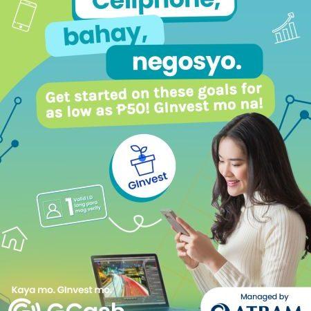 GInvest As Low as 50 Pesos, Grow Your Wealth via GCash