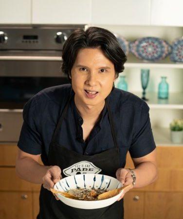 "Solane Kitchen Moments Features ""Let's Eat Pare"" Founder"