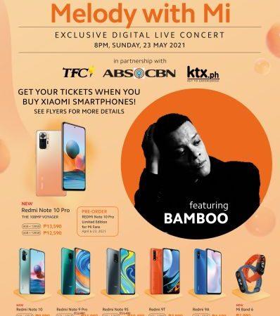 Xiaomi Announces Exclusive Deals and Concert For Mi Fans