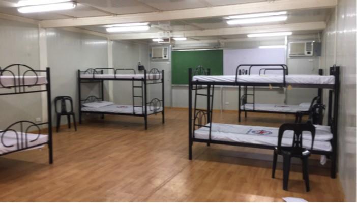 isolation facility