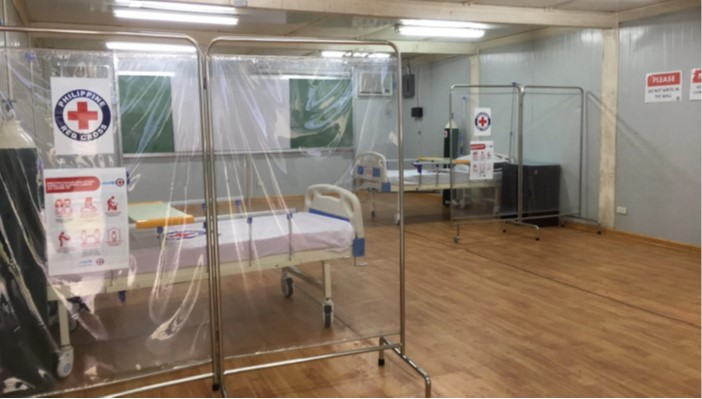 ADMU Opens Isolation Facility to Help Covid-19 Patients