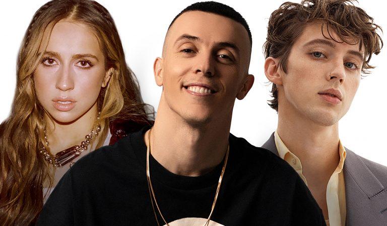 DJ Regard Brings YOU Troye Sivan and Tate McRae