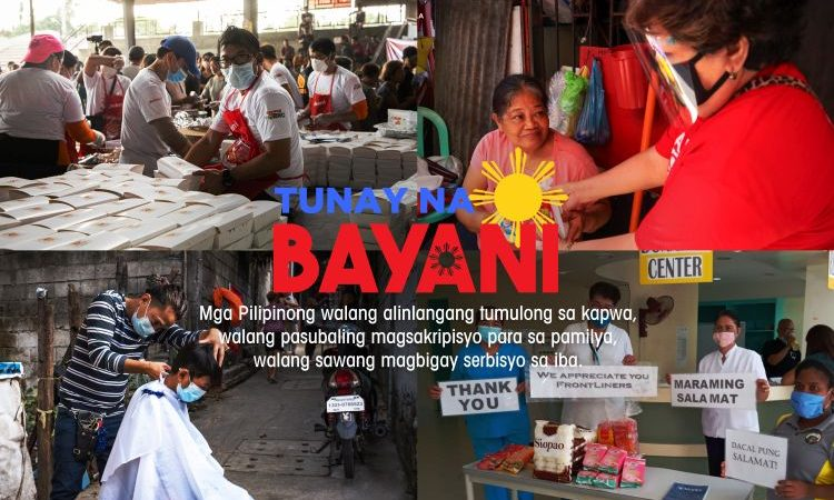 BAYANI Celebrates All The Unsung Heroes of the Pandemic