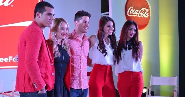 Glee For Coke
