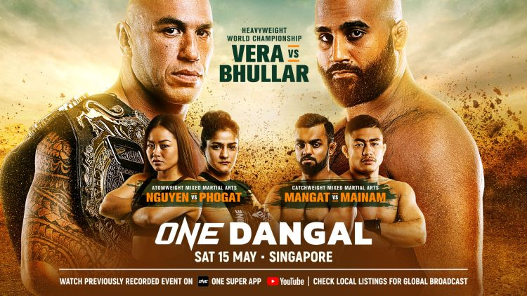 """Fil-Am Fighter Brandon """"The Truth"""" Vera To Defend Title Against """"The Singh"""""""