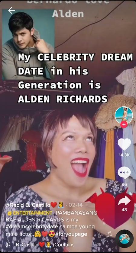 Dream Celebrity Date