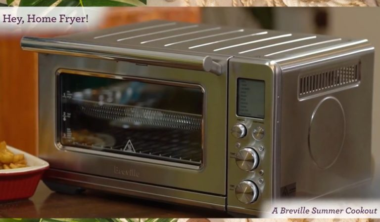 Breville Introduces the Smart Oven Air Fryer
