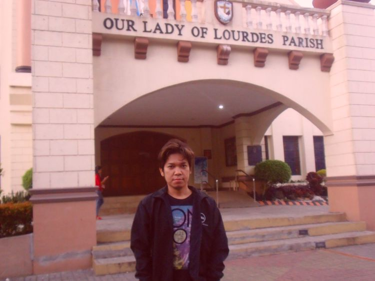 The Our Lady of Lourdes Parish in Tagaytay