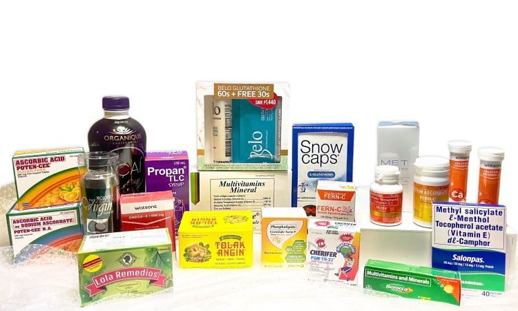 Health & Wellness Essentials Available at Watsons