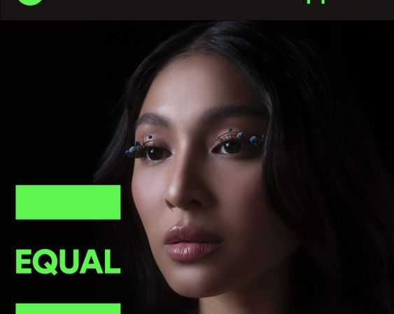 Nadine Lustre is First PH Artist on Spotify's EQUAL Inaugural