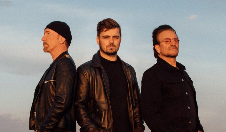Martin Garrix, Bono and The Edge Sings UEFA EURO 2020 Theme