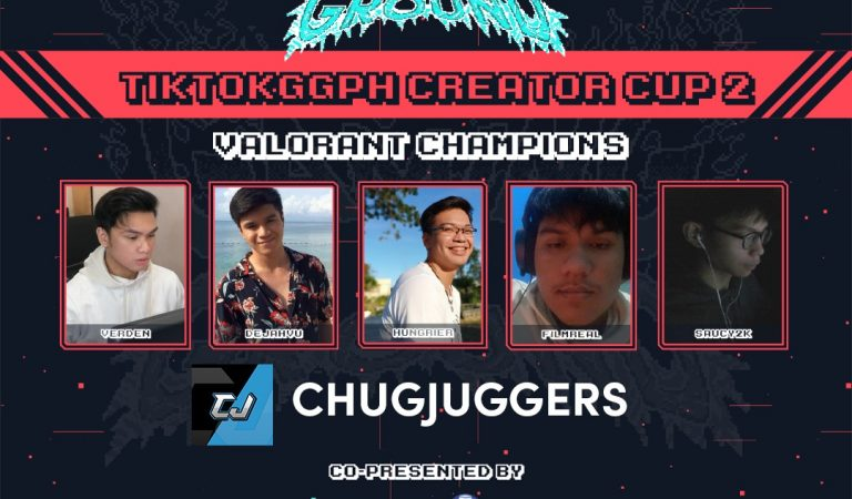 Globe Supports eSports in Tiktok GGPHCreatorCup2