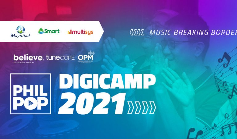 PhilPop Songwriting Bootcamp is Going Digital