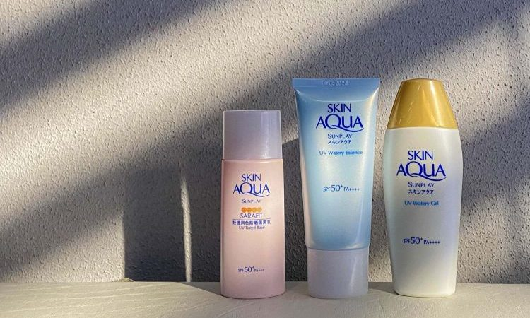 Shield Your Skin with Sunplay Skin Aqua