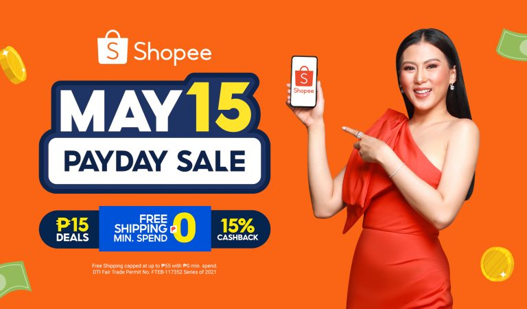 Alex Gonzaga is Now The Princess of Shopee Payday Sales