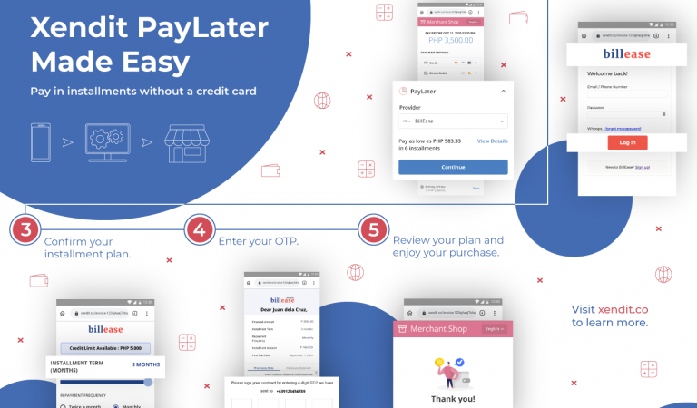 PayLater, Cardless Loan Program For Online Purchases