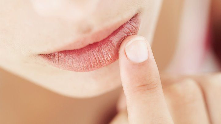Fix Chapped Lips with Mentholatum Lipcare Products