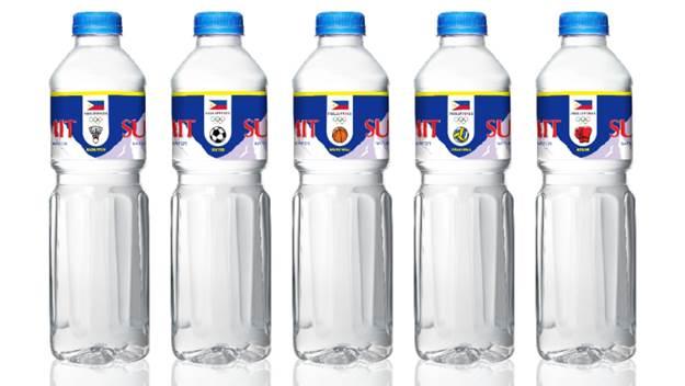 Summit Commemorative 2021 Tokyo Olympics Bottles