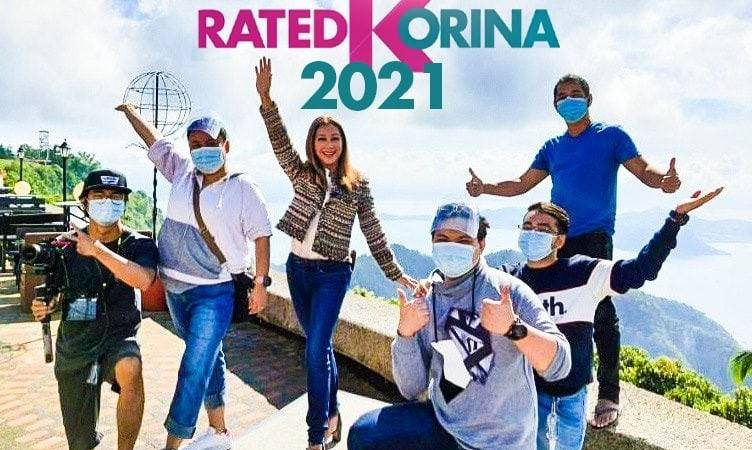 Rated Korina is Back! Now Airing on Multiple Platforms