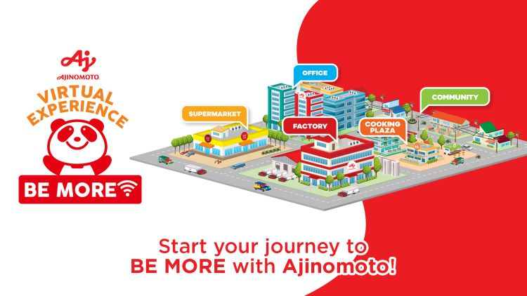 Ajinomoto Launches Virtual Learning Experience for Students and Homemakers