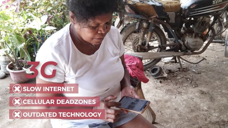 """Online Learning of Aetas in Bataan, No Longer a """"Death March"""" Thanks to 4G"""