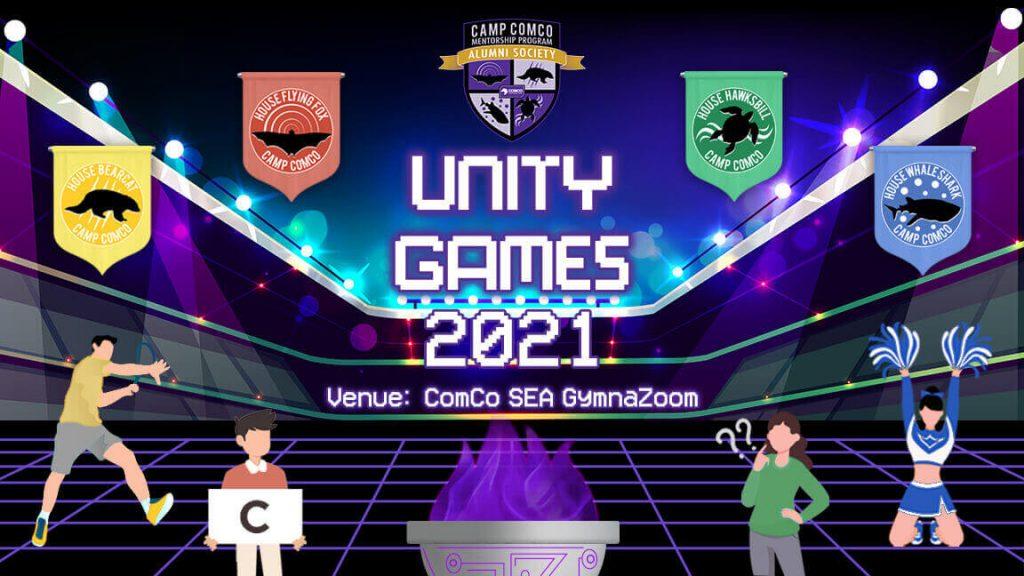 Camp ComCo Unity Games