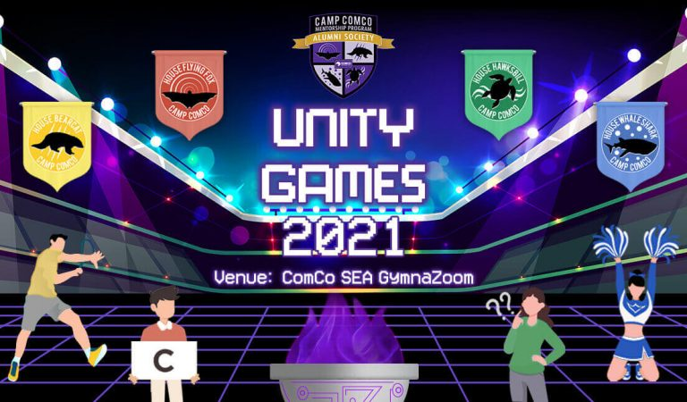 ComCo Southeast Asia Holds First Camp ComCo Unity Games