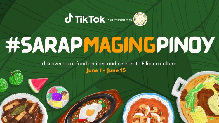 Sarap Maging Pinoy Campaign Promotes Local Food Tourism