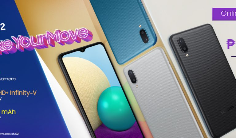 Samsung Galaxy M02 and M12 are Now Available