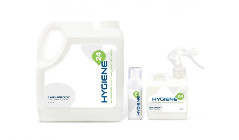 Take Your Hand Hygiene Up a Notch with Hygiene 24