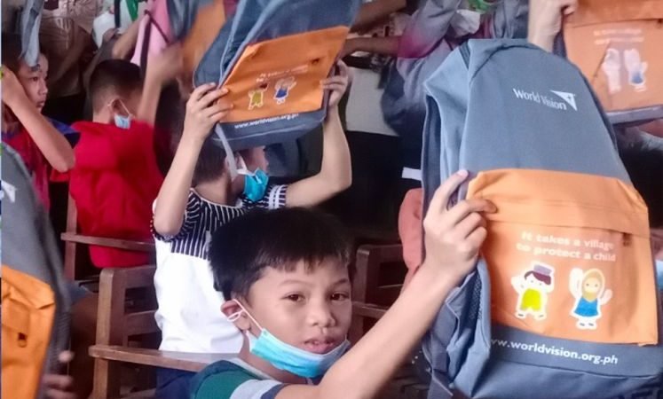World Vision Joins Marawi Week of Peace