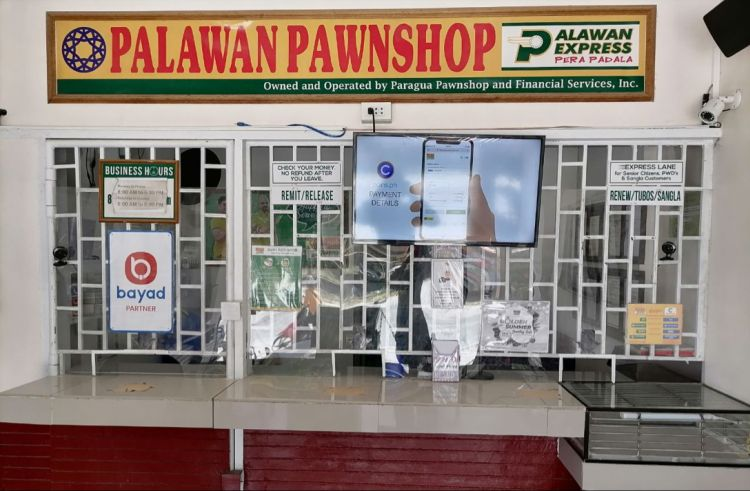 Palawan Pawnshop