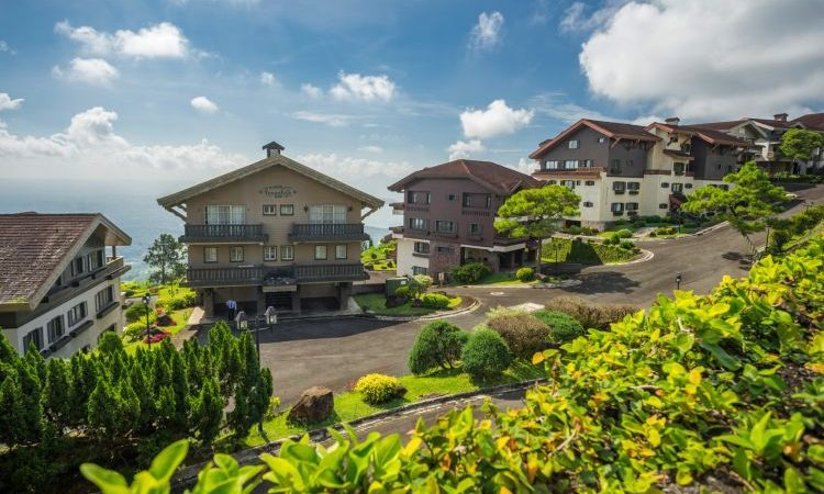Tagaytay Highlands Work-From-Home Setting Paints Picture of Safe Telecommuting