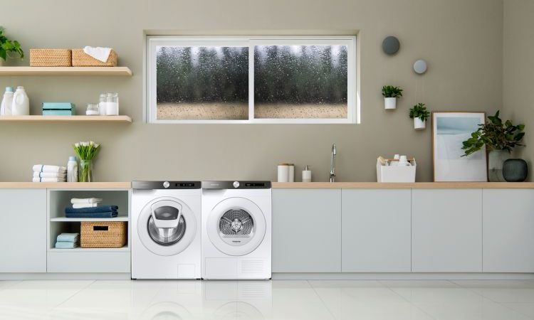 Make Laundry Day Stress Free with Samsung Washers and Dryers